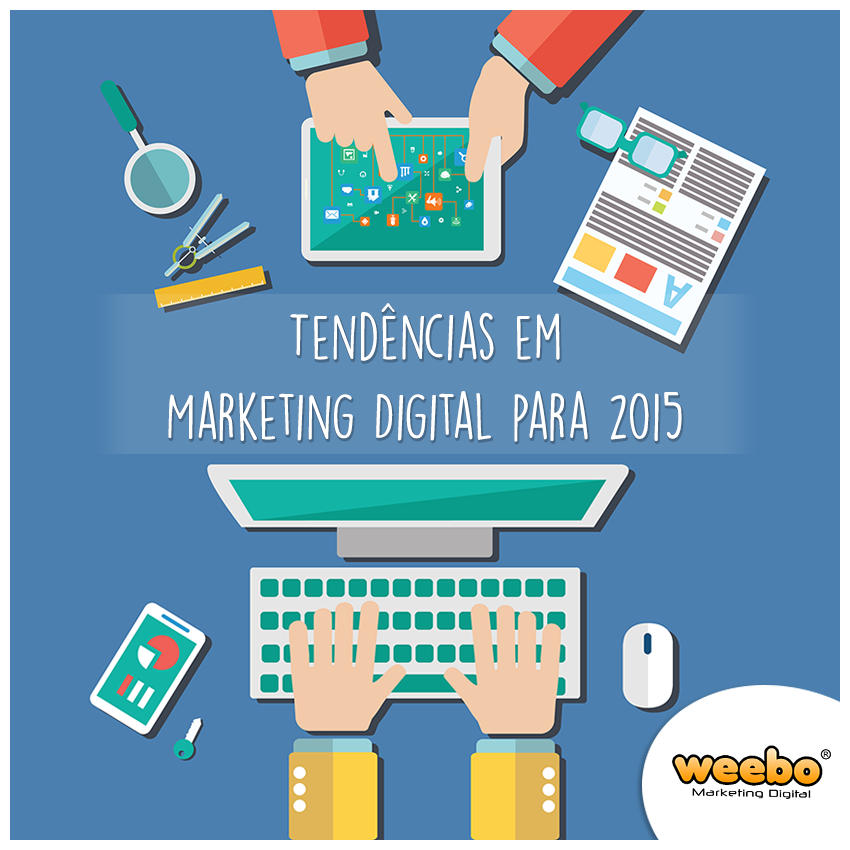 Marketing Digital: Tendências para 2015