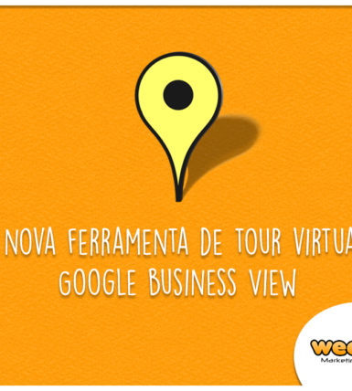 Google business View: nova ferramenta de tour virtual: